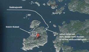 Kälskär - kökar - kreivin saari