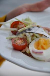 Selleri-tonnikala –salaatti