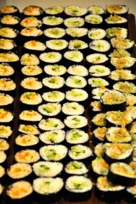Mistä tunnistat sä turkulaisen?  - Sushi-resepti kotikäyttöön