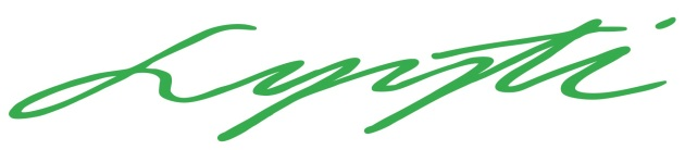 Lyyti-logo vihreä lite