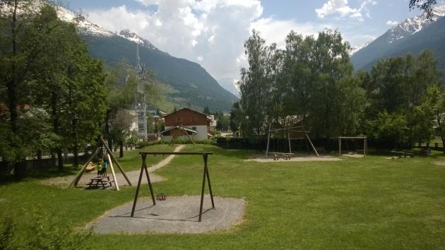 Italialainen leikkipuisto