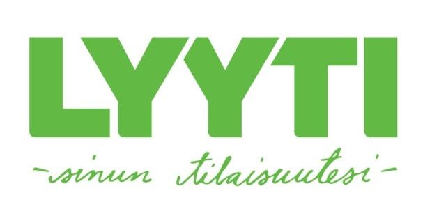 Lyytin uusi logo